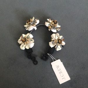 Jcrew Rope Flower Bracelet